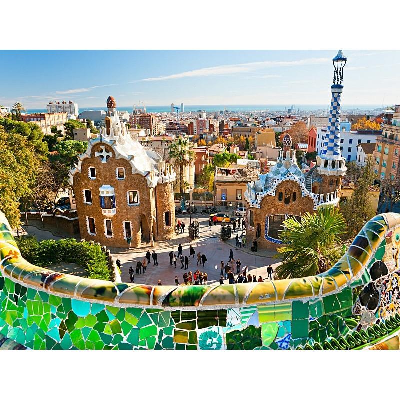 Барселона Гауди - по следам великого мастера - фото 2 - 001.by