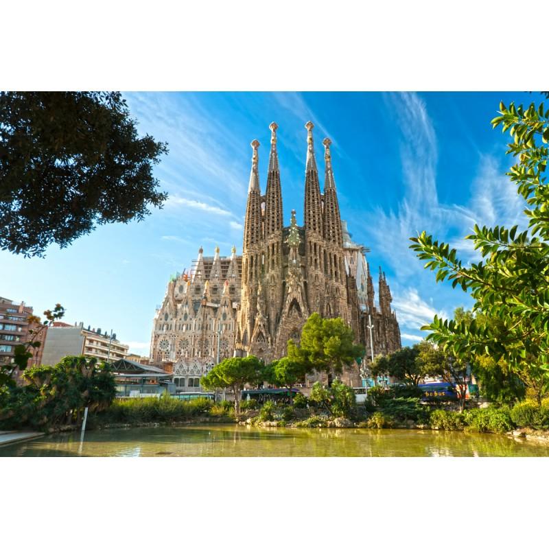 Барселона Гауди - по следам великого мастера - фото 4 - 001.by