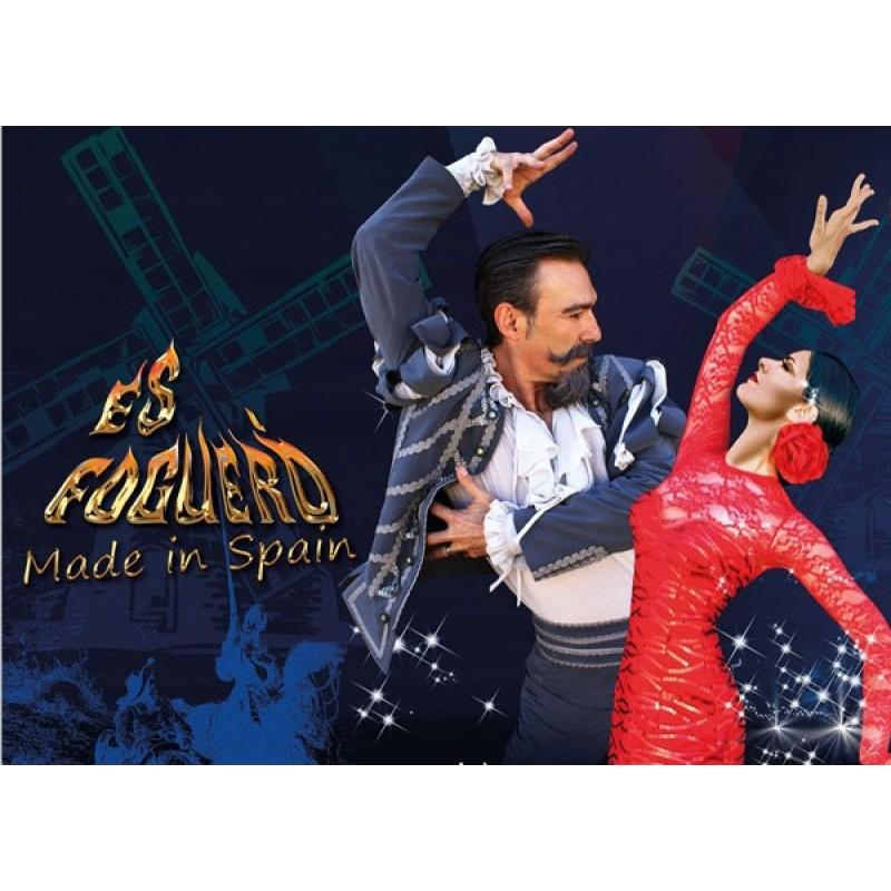 Шоу «Эс Фогеро» в Испании