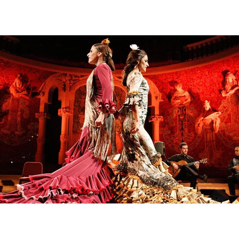 Шоу Фламенко в Барселоне
