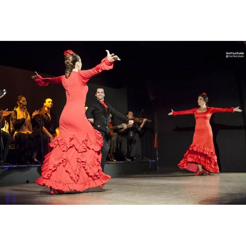 Шоу Фламенко в Барселоне  - фото 2 - 001.by
