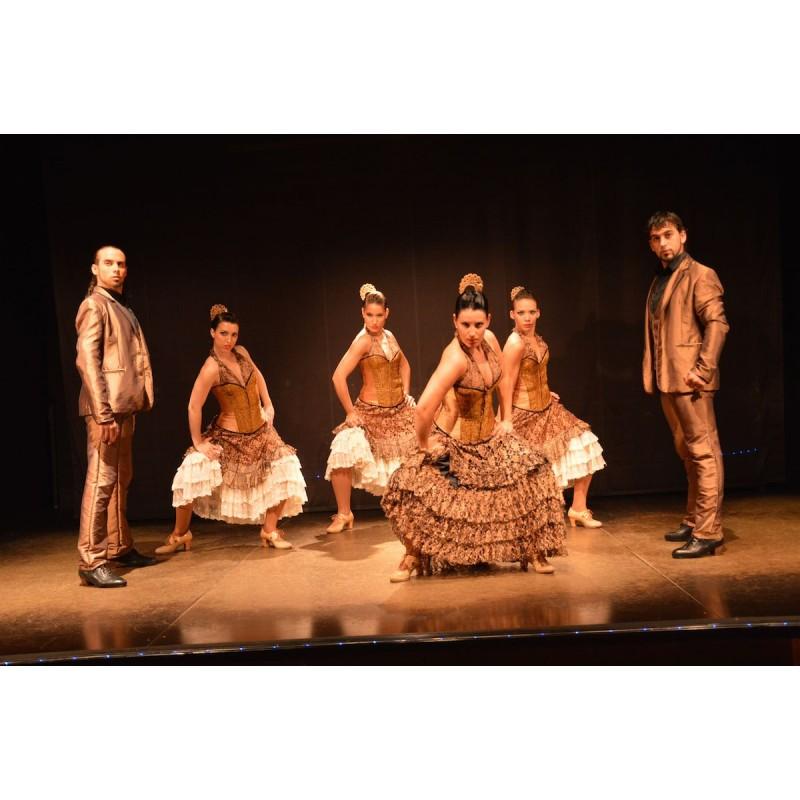 Шоу Фламенко в Барселоне  - фото 4 - 001.by
