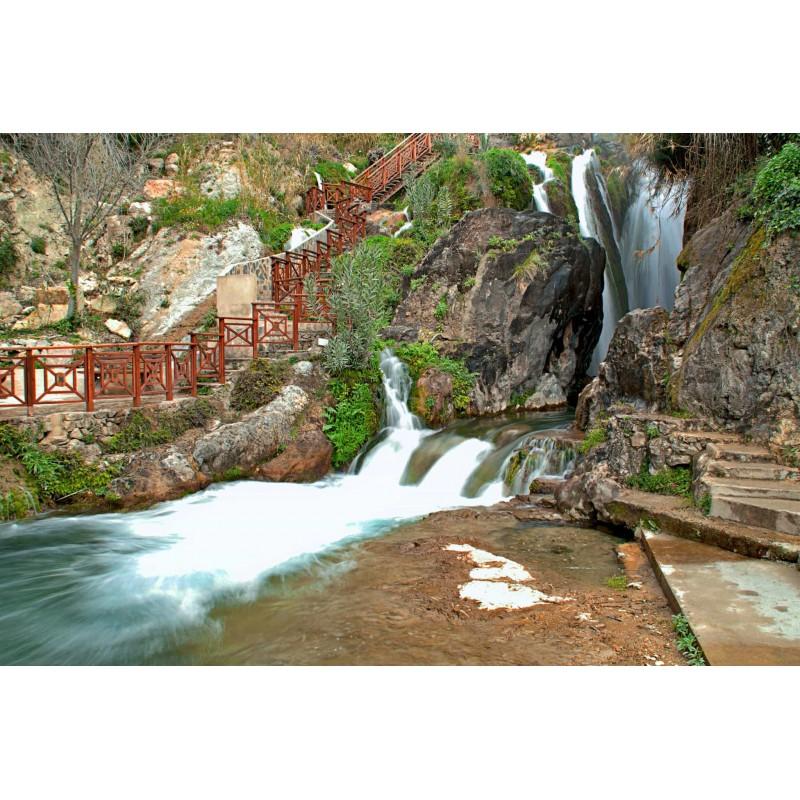 Гуадалест, Кактусландия, и Альгарские водопады - фото 4 - 001.by