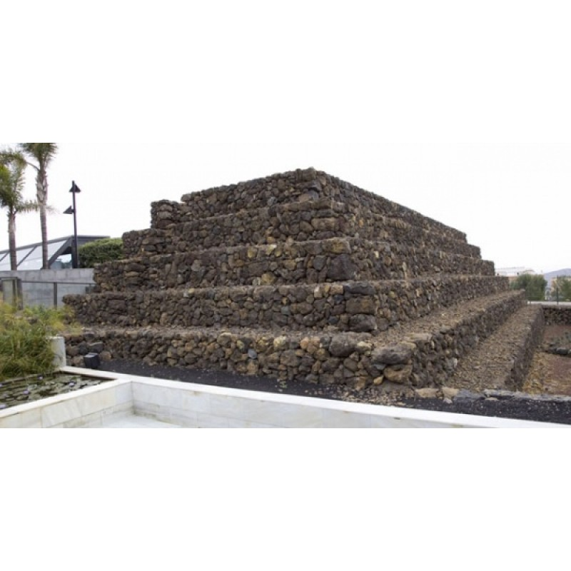 Канарские острова. Пирамиды Гуимар - фото 1 - 001.by