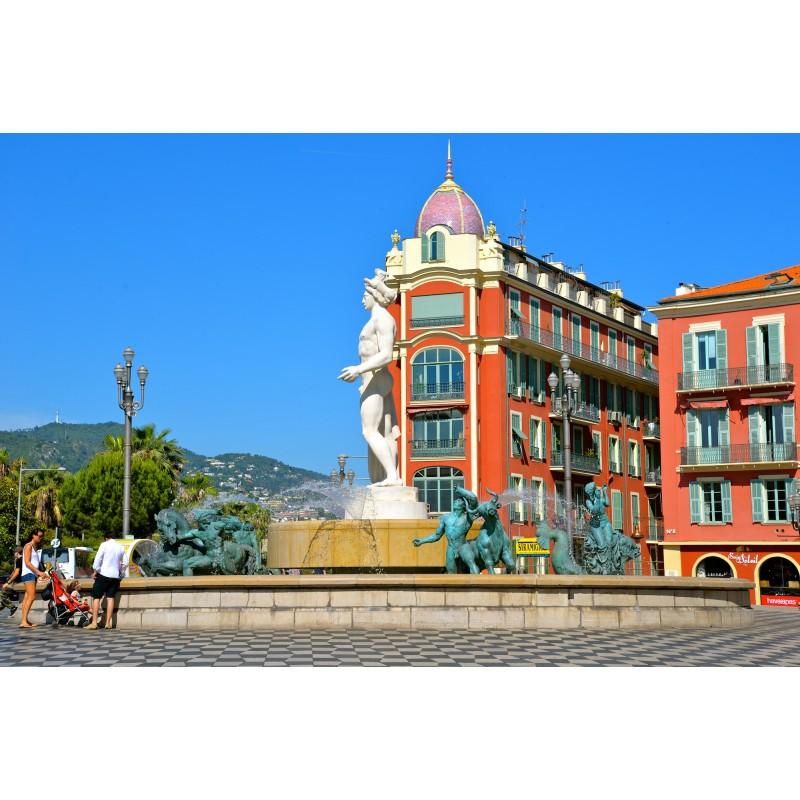 Экскурсии из Испании: Лазурный берег