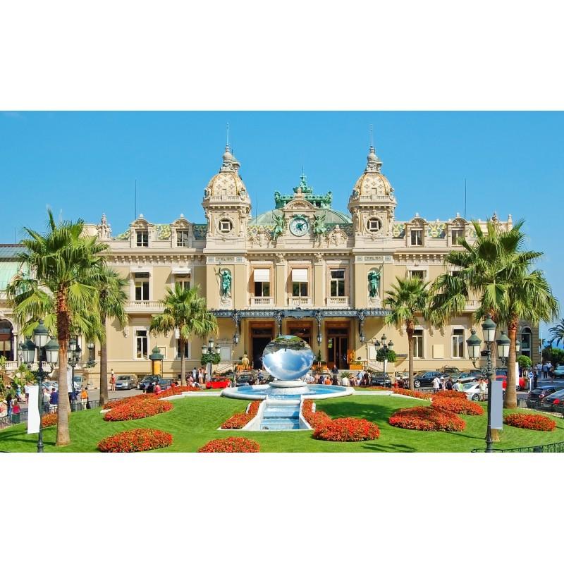 Экскурсия на Лазурный берег: Ницца, Монако, Монте-Карло, Сан-Ремо - фото 3 - 001.by