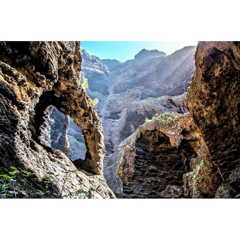 Экскурсия в ущелье и поселок Маска (о. Тенерифе) - фото 3 - 001.by