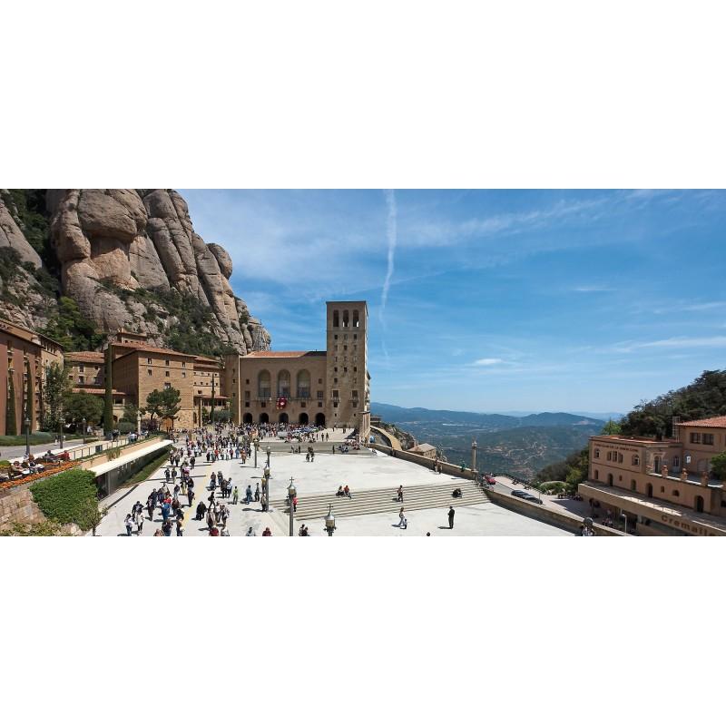 Экскурсия «Монтсеррат, гора и монастырь» - фото 2 - 001.by