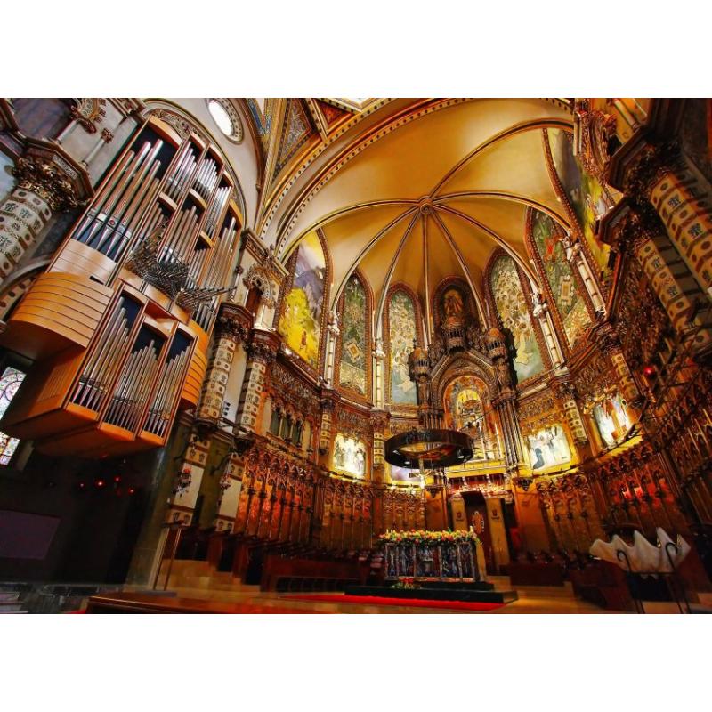 Экскурсия «Монтсеррат, гора и монастырь» - фото 3 - 001.by