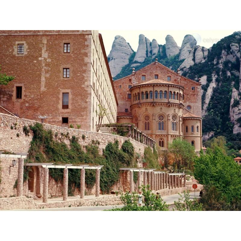 Экскурсия «Монтсеррат, гора и монастырь» - фото 4 - 001.by
