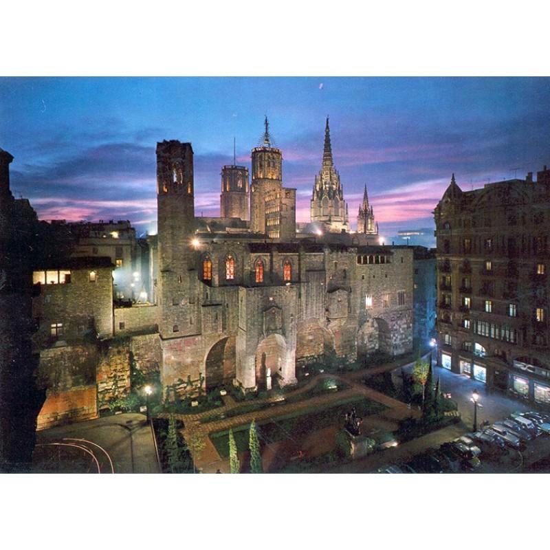 Пешеходная экскурсия по Барселоне: Готический квартал, бульвар Рамбла и Аквариум - фото 2 - 001.by