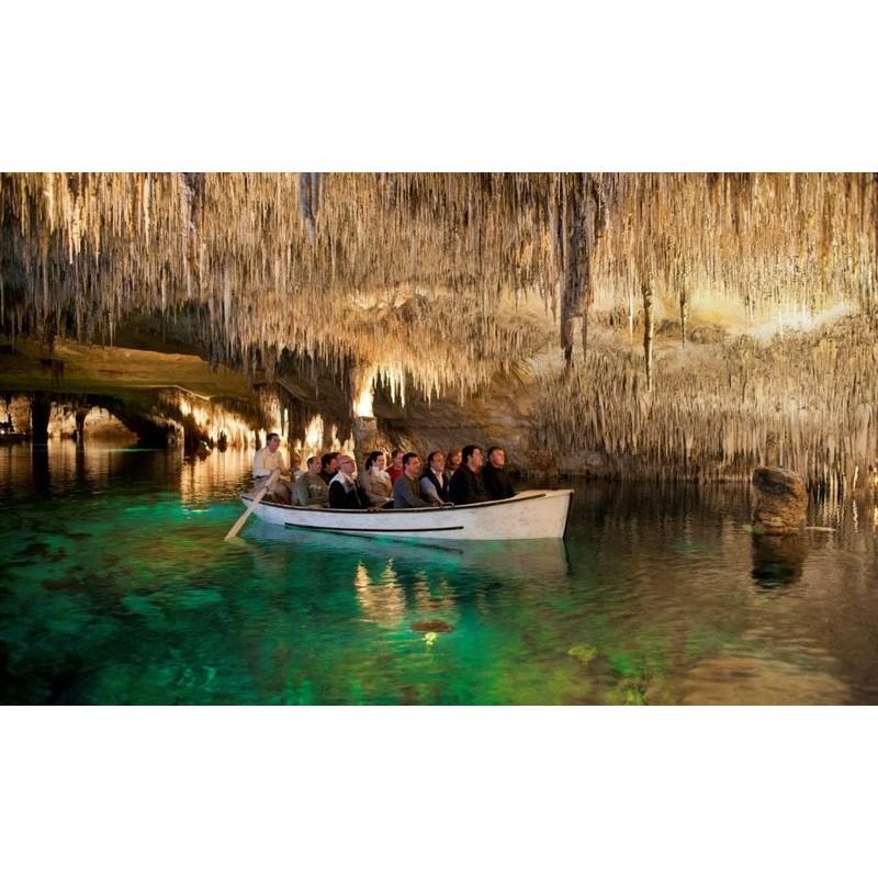 Экскурсия в пещеры дракона