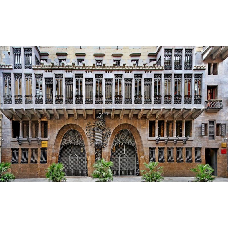 Экскурсия Рамбла и Дворец Гуэля в Барселоне - фото 2 - 001.by