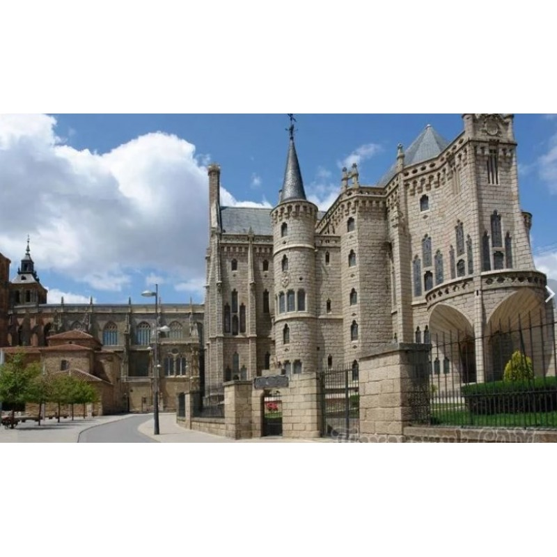 Экскурсия Рамбла и Дворец Гуэля в Барселоне - фото 4 - 001.by