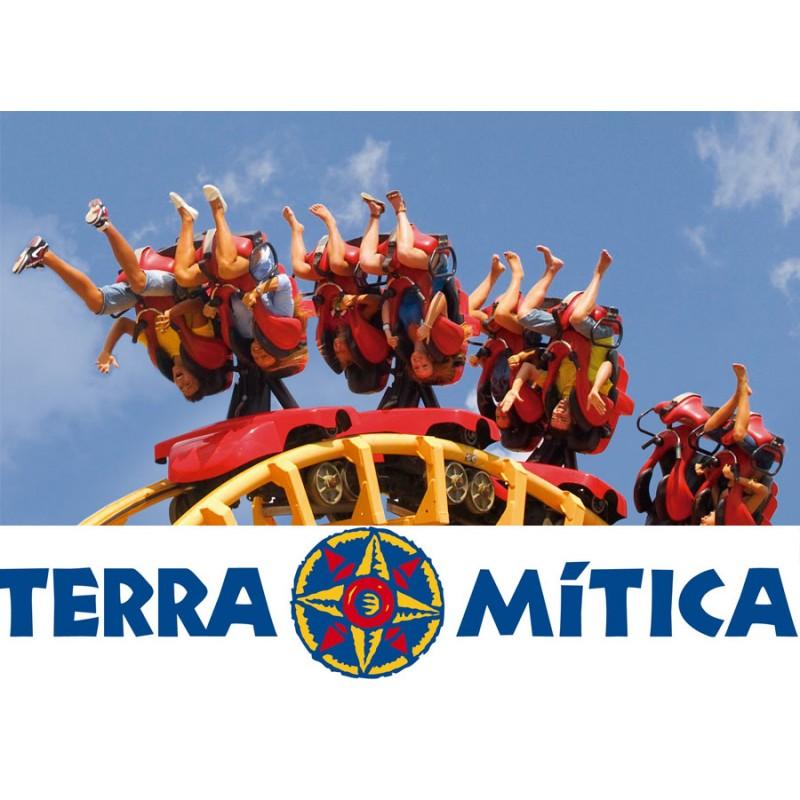 "Экскурсия в Испании - парк ""Terra Mitica"""