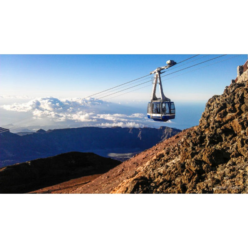Экскурсия на вулкан Тейде (о. Тенерифе) - фото 4 - 001.by