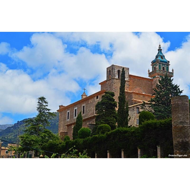 Вальдемосса и Ла-Гранха: резиденция муз на земле (о. Майорка) - фото 2 - 001.by