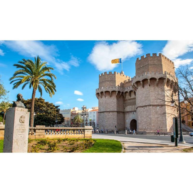 Экскурсия в Валенсию из Коста Брава и Коста Дорада - фото 3 - 001.by