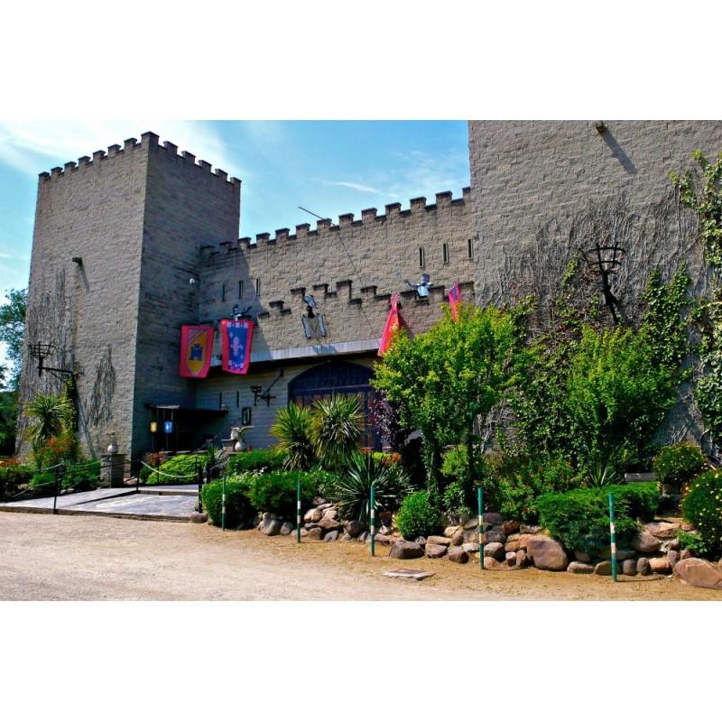Экскурсия в средневековый замок в Испании