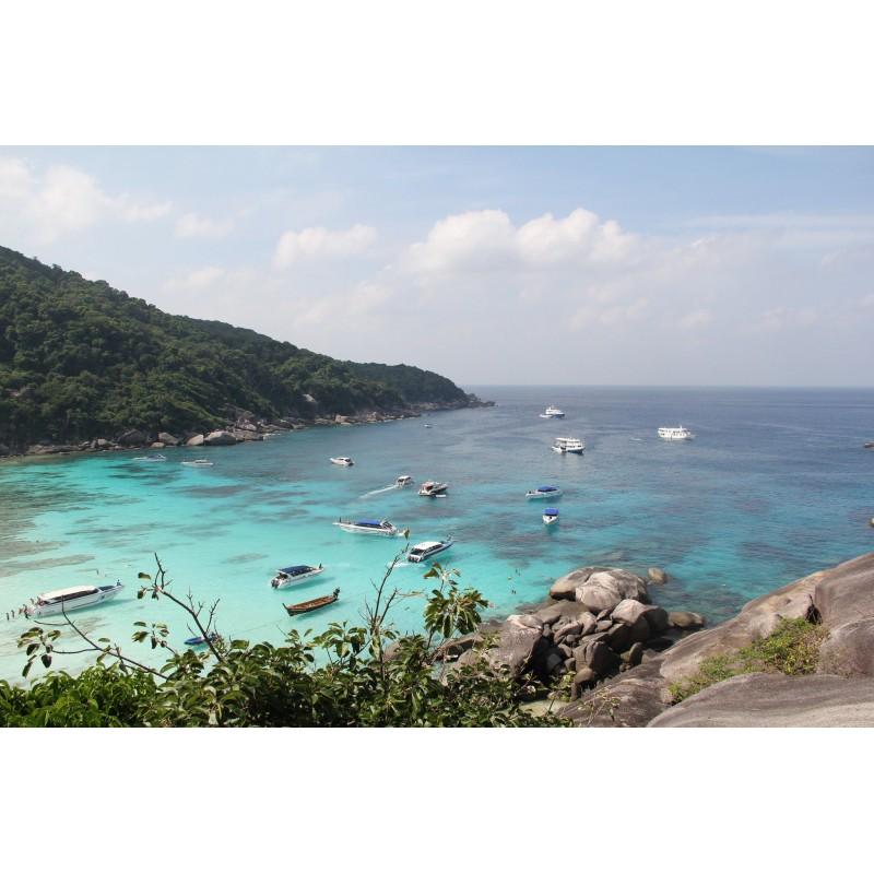 Экскурсия по островам Таиланда