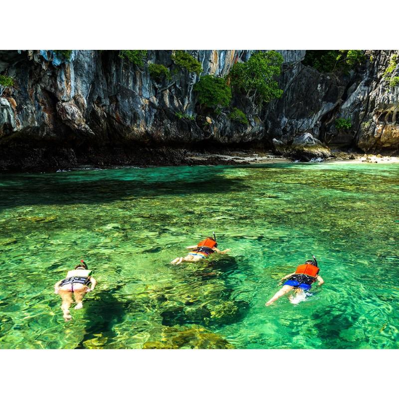 Морской парк Анг Тонг на Самуи - фото 2 - 001.by