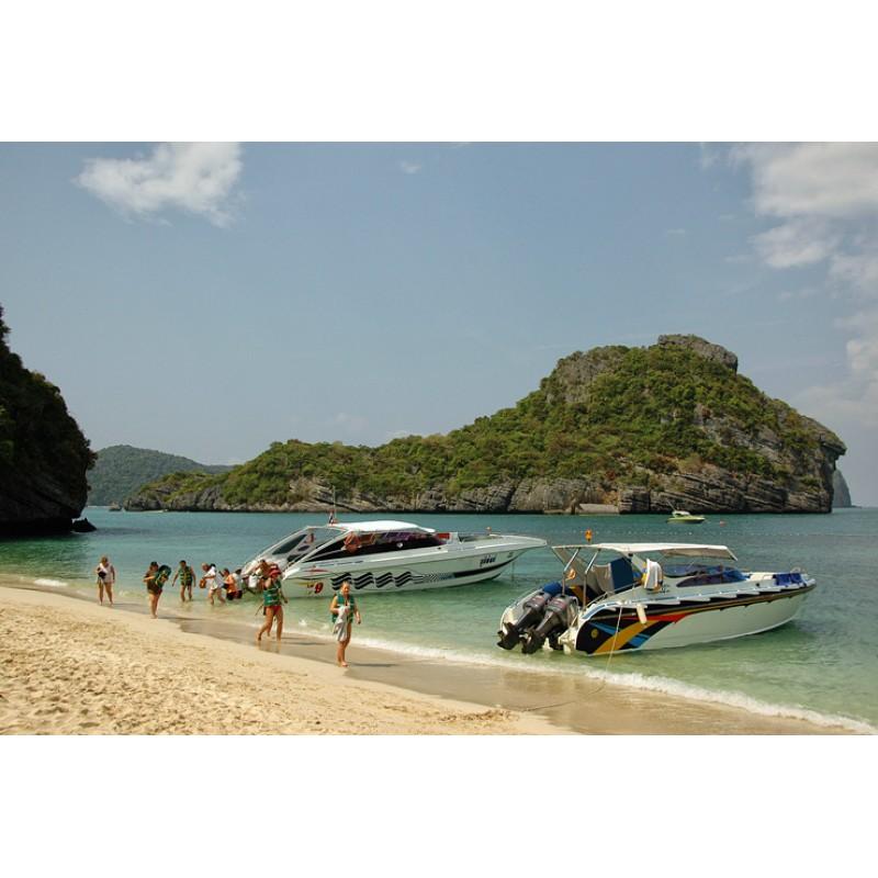 Морской парк Анг Тонг на Самуи - фото 3 - 001.by