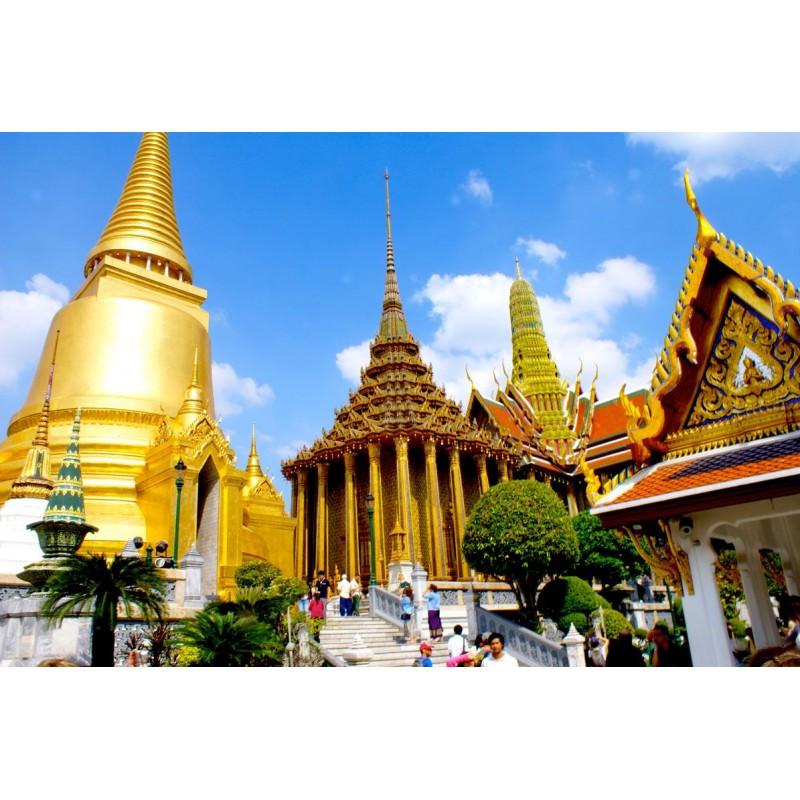 Храмы и культурные достопримечательности Бангкока