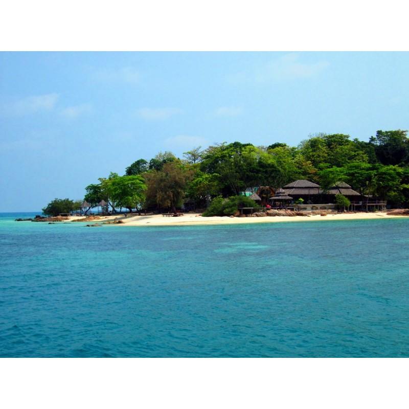 Остров Ко Чанг - тайские мальдивы