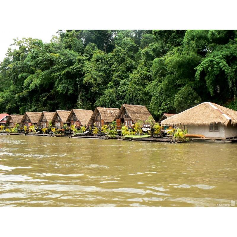Двухдневная экскурсия на реку Квай (в Паттайе) - фото 2 - 001.by