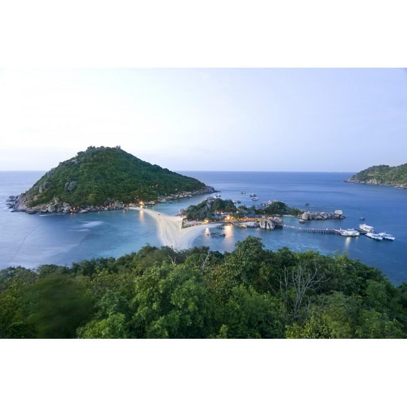 Экскурсия на Острова Тао и Нанг-Юань