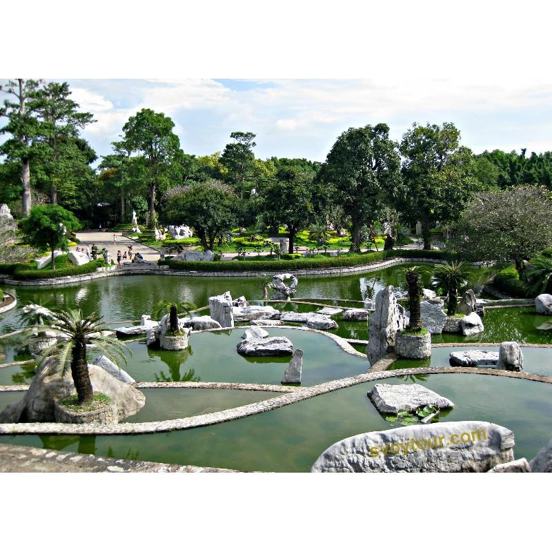 Парк миллионолетних камней и крокодиловая ферма - фото 3 - 001.by