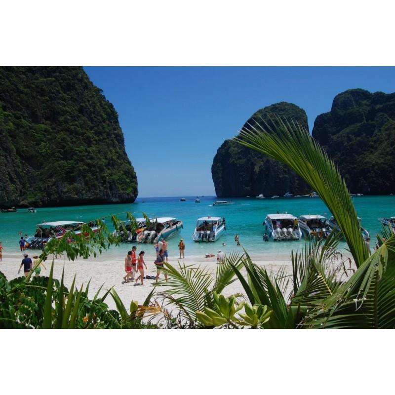 Экскурсия на острова Пхи-Пхи  - фото 2 - 001.by