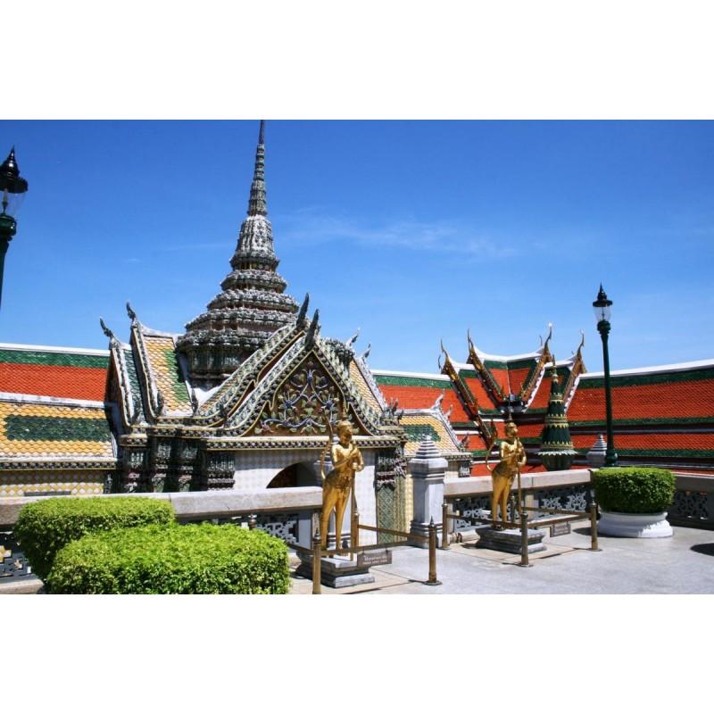 Экскурсия в Королевский дворец Бангкока - фото 2 - 001.by
