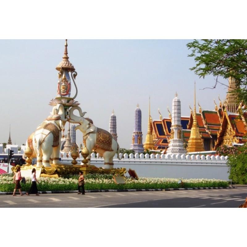 Экскурсия в Королевский дворец Бангкока - фото 3 - 001.by