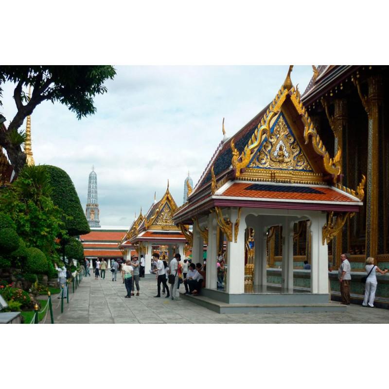 Экскурсия в Королевский дворец Бангкока - фото 4 - 001.by