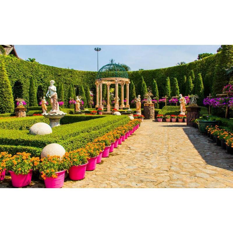 """Тропический сад """"Нонг Нуч"""" в Паттайе - фото 2 - 001.by"""