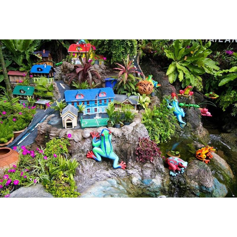 """Тропический сад """"Нонг Нуч"""" в Паттайе - фото 4 - 001.by"""