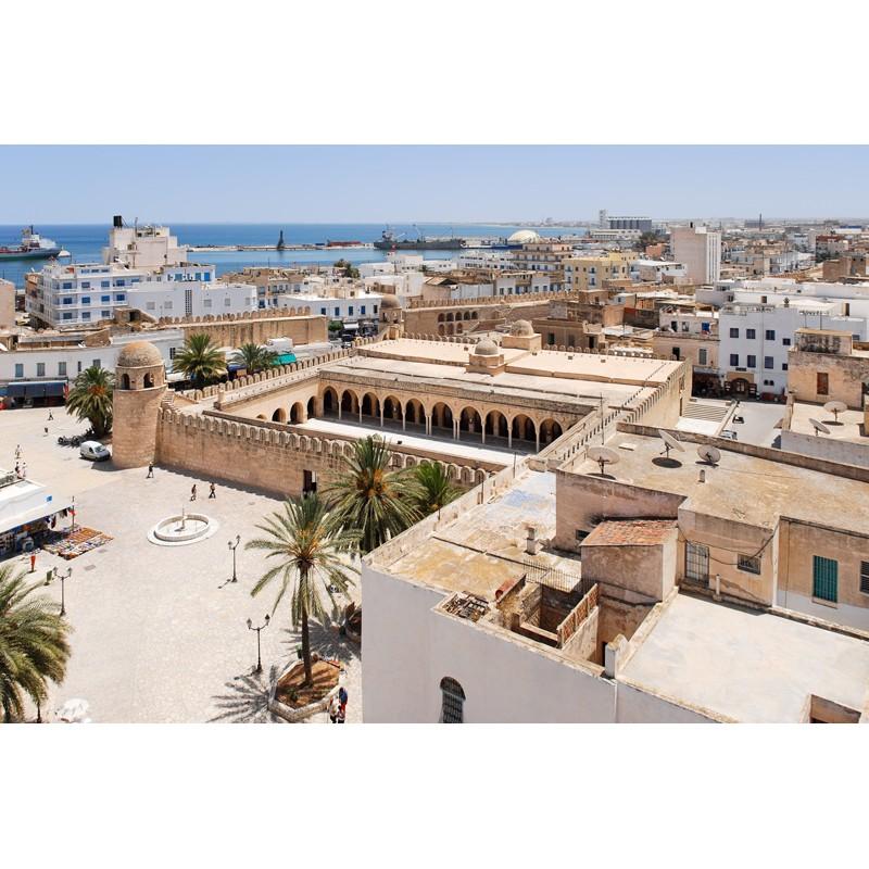 Отдых на курорте Сусс в Тунисе