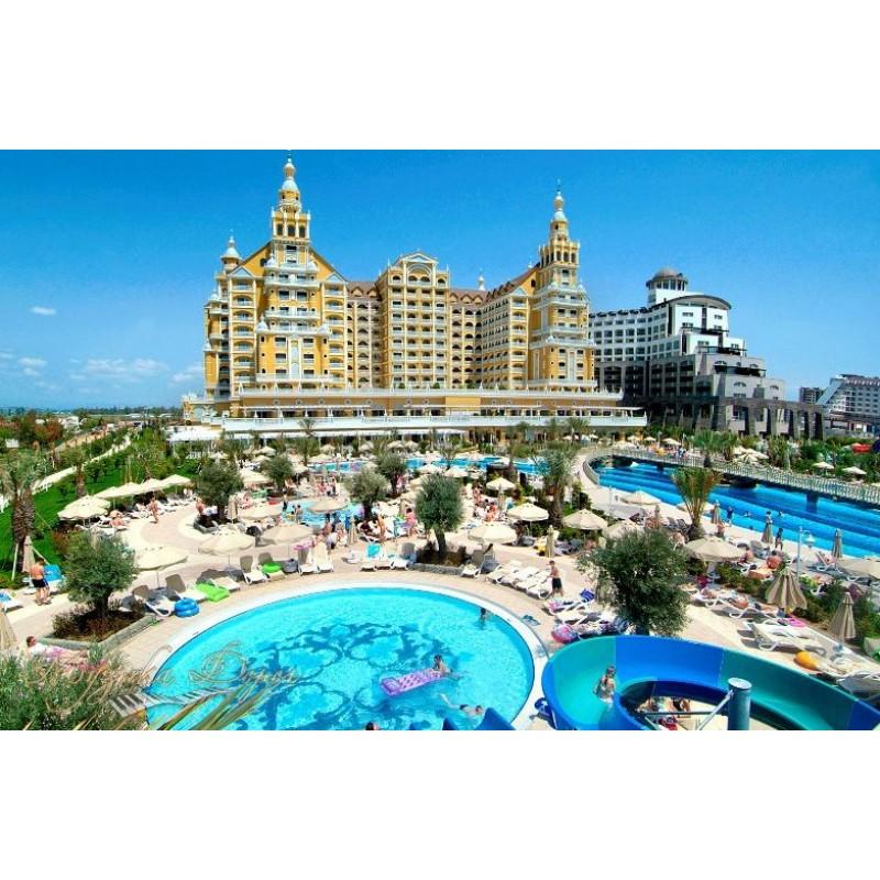 Курорт Анталия в Турции