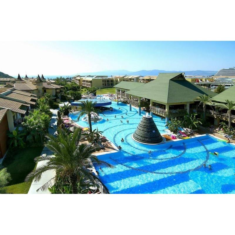 Курорт Кушадасы в Турции