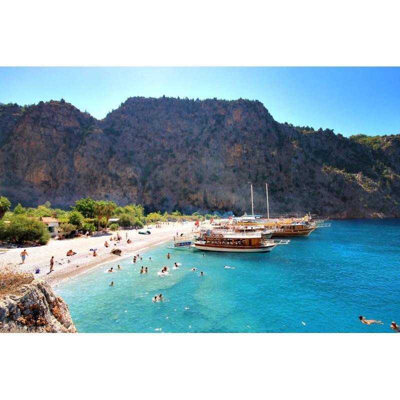 Виза в Турцию - фото 1 - 001.by