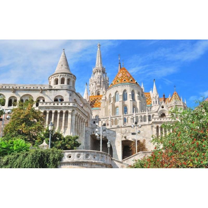 Обзорная экскурсия по Будапешту - фото 2 - 001.by