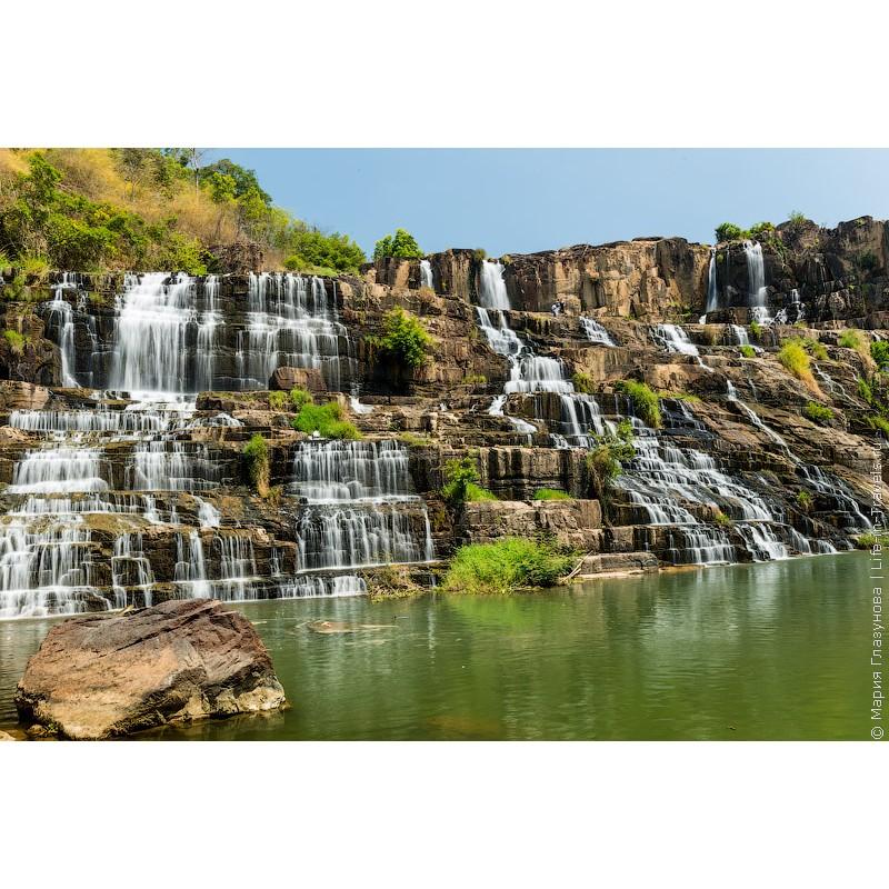 Экскурсия в Дак Лак: край слонов, водопадов и кофе - фото 3 - 001.by