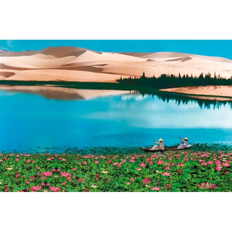 Экскурсия на озеро Священных Лотосов, поездка по Белым и Красным дюнам - фото 2 - 001.by