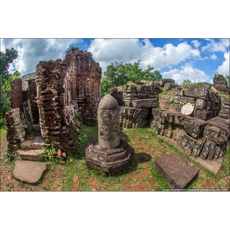 Экскурсия в Ми Шон: древняя цивилизация в джунглях Вьетнама - фото 2 - 001.by