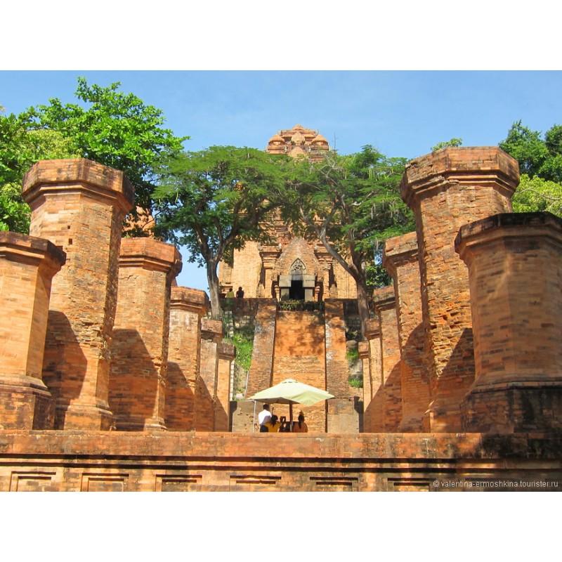 Экскурсия в Ми Шон: древняя цивилизация в джунглях Вьетнама - фото 3 - 001.by