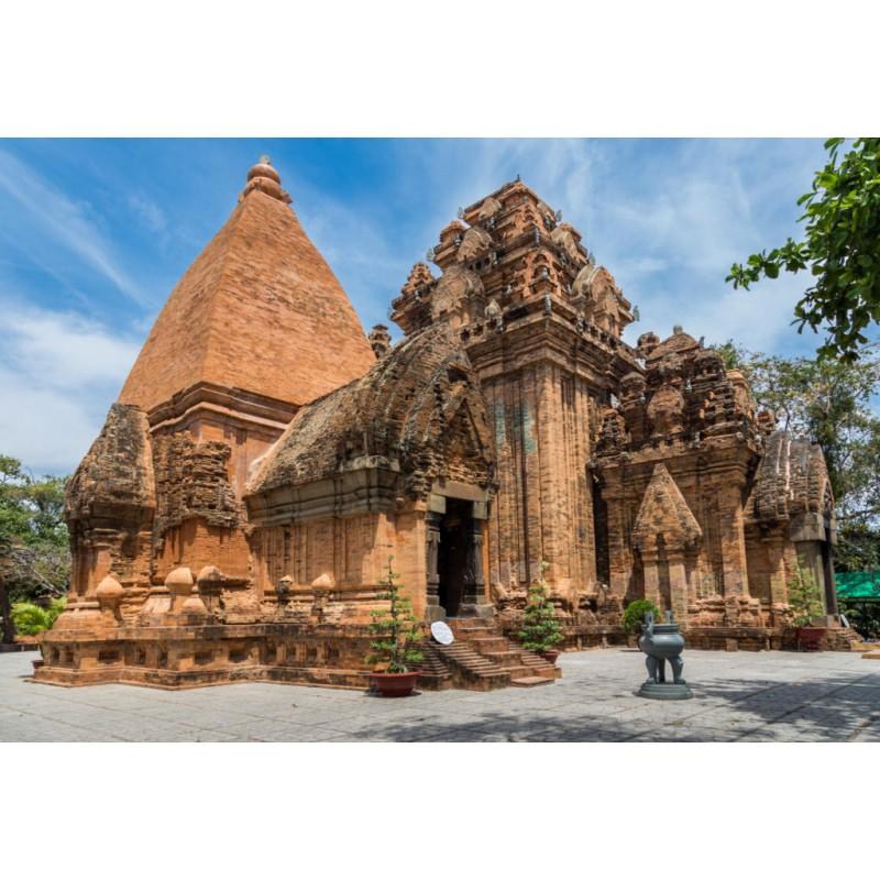 Экскурсия в Ми Шон: древняя цивилизация в джунглях Вьетнама - фото 4 - 001.by