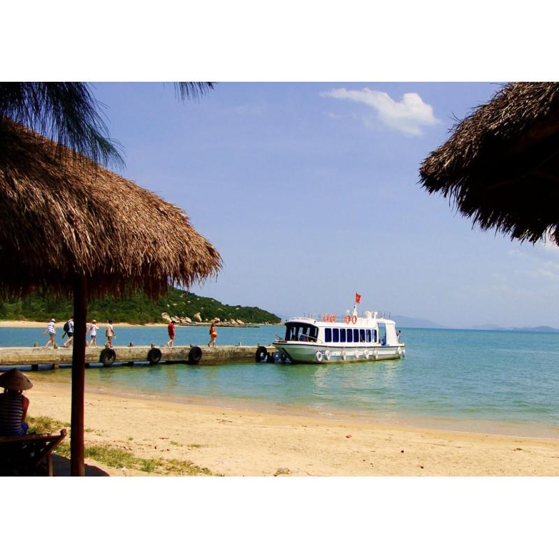 Экскурсия по островам из Нячанга - фото 2 - 001.by