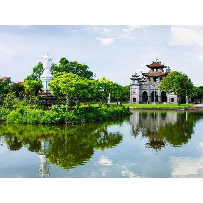 Групповой тур во Вьетнам 7 экскурсий + отдых на море - фото 1 - 001.by