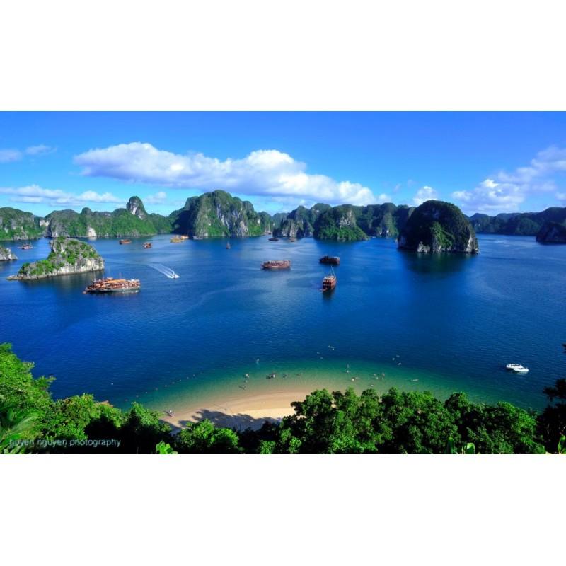 Групповой тур во Вьетнам 7 экскурсий + отдых на море - фото 3 - 001.by